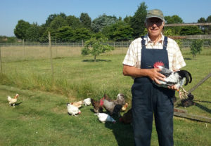 Top tips from Suffolk based hens breeder, Ken Leggett