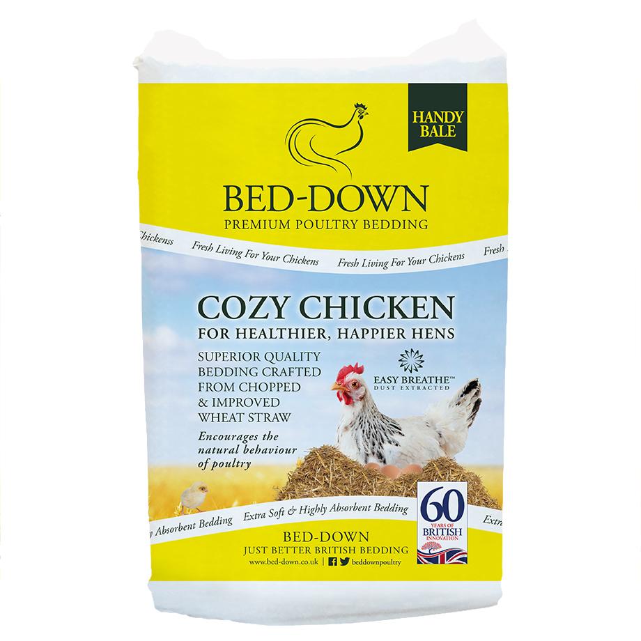 Cozy Chicken Bedding